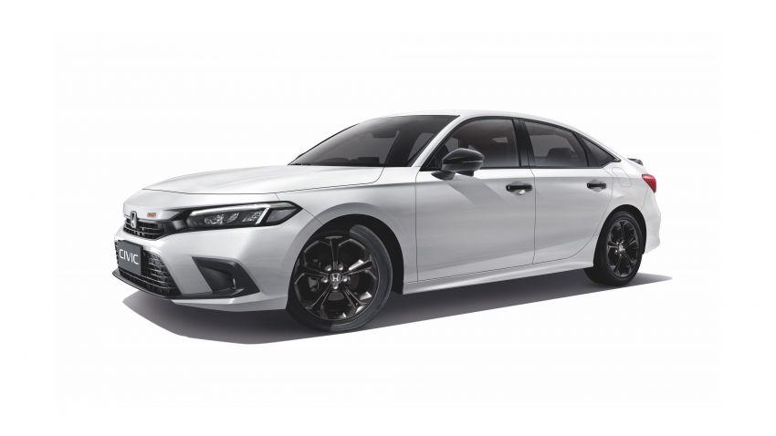 2022 Honda Civic launched in Thailand: 178 PS/240 Nm 1.5L VTEC Turbo, standard Sensing, RM122k-RM151k Image #1327912