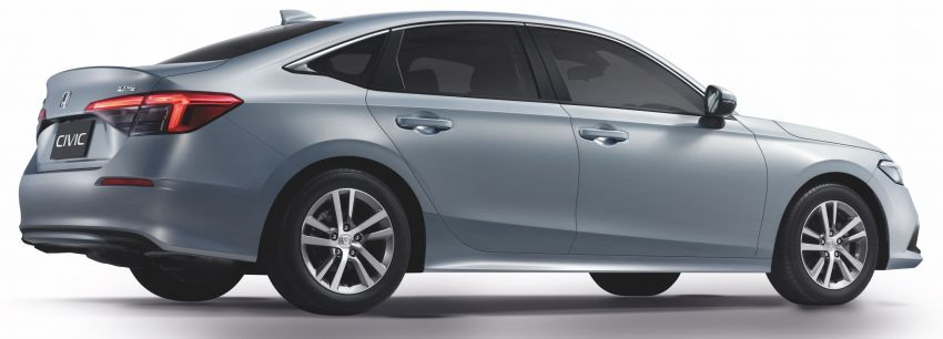 Honda Civic generasi ke-11 sudah dilancarkan di Thai – bermula RM122k, 1.5L VTEC Turbo, 178 PS/240 Nm Image #1328000