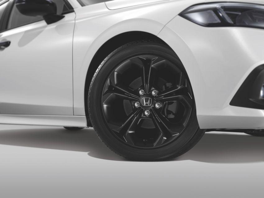 Honda Civic generasi ke-11 sudah dilancarkan di Thai – bermula RM122k, 1.5L VTEC Turbo, 178 PS/240 Nm Image #1327998
