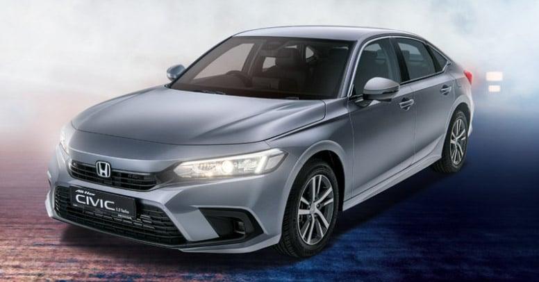 Honda Civic 2022 dilancarkan di Singapura — 1.5L VTEC Turbo, 129 PS, Honda Sensing, dari RM384k Image #1330222