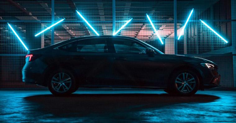 Honda Civic 2022 dilancarkan di Singapura — 1.5L VTEC Turbo, 129 PS, Honda Sensing, dari RM384k Image #1330226
