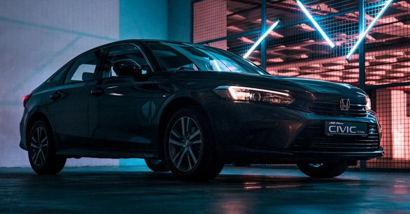 Honda Civic 2022 dilancarkan di Singapura — 1.5L VTEC Turbo, 129 PS, Honda Sensing, dari RM384k Image #1330227