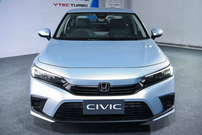 2022 Honda Civic – live photos direct from Thailand Image #1334941