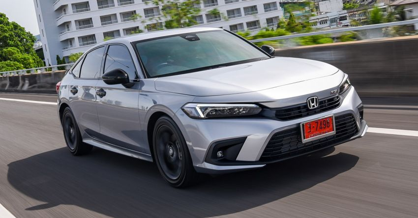 2022 Honda Civic – live photos direct from Thailand Image #1334930