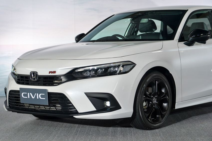 2022 Honda Civic – live photos direct from Thailand Image #1334951