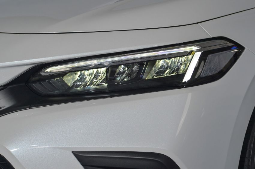 2022 Honda Civic – live photos direct from Thailand Image #1334953