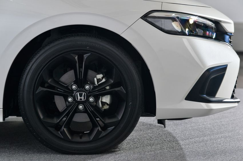 2022 Honda Civic – live photos direct from Thailand Image #1334954