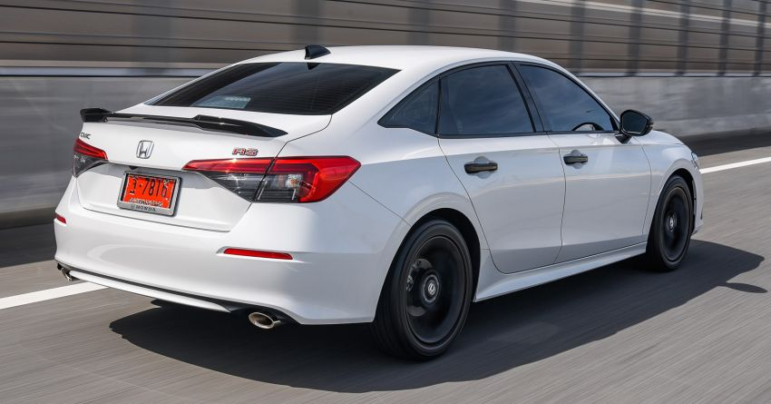 2022 Honda Civic – live photos direct from Thailand Image #1334931