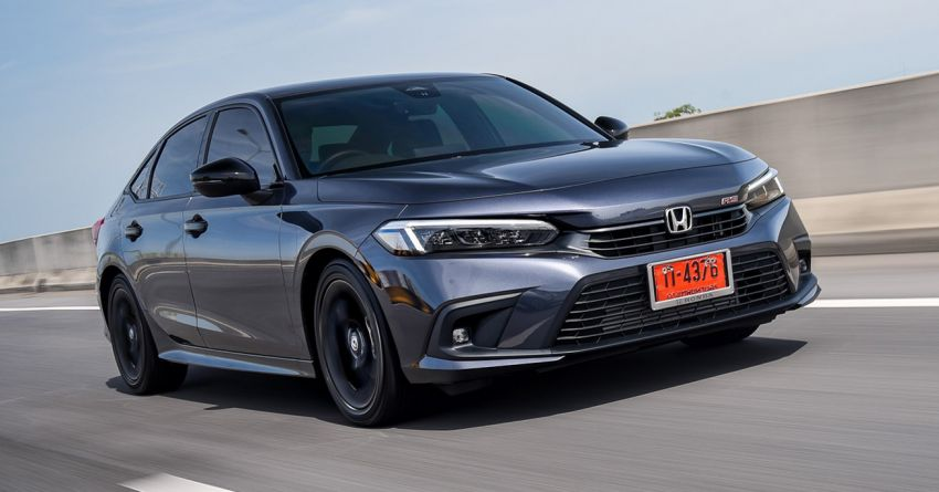 2022 Honda Civic – live photos direct from Thailand Image #1334932