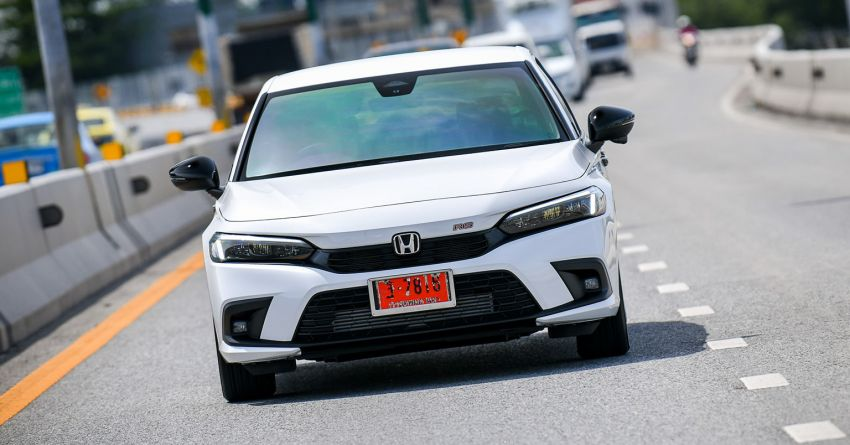 2022 Honda Civic – live photos direct from Thailand Image #1334933