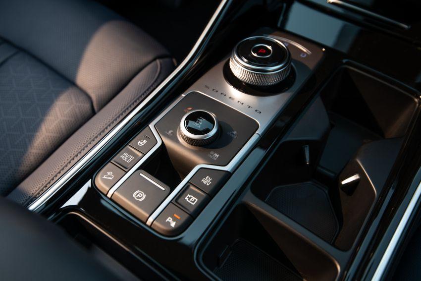 2022 Kia Sorento PHEV joins US range – 1.6T plug-in hybrid,  13.8 kWh battery, 51 km pure electric range Image #1332657