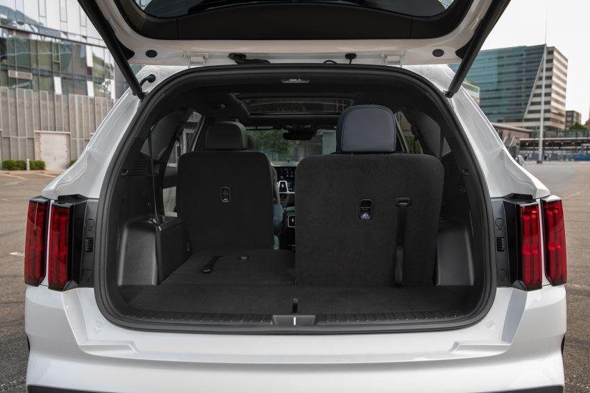 2022 Kia Sorento PHEV joins US range – 1.6T plug-in hybrid,  13.8 kWh battery, 51 km pure electric range Image #1332659