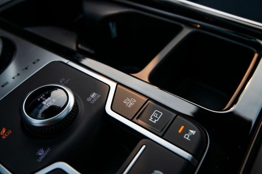 2022 Kia Sorento PHEV joins US range – 1.6T plug-in hybrid,  13.8 kWh battery, 51 km pure electric range Image #1332663