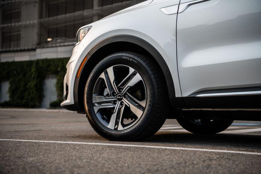 2022 Kia Sorento PHEV joins US range – 1.6T plug-in hybrid,  13.8 kWh battery, 51 km pure electric range Image #1332647