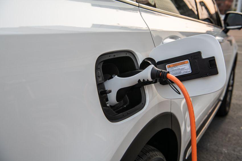 2022 Kia Sorento PHEV joins US range – 1.6T plug-in hybrid,  13.8 kWh battery, 51 km pure electric range Image #1332648