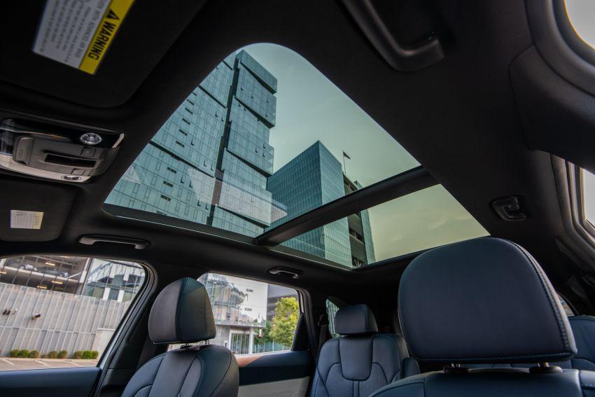2022 Kia Sorento PHEV joins US range – 1.6T plug-in hybrid,  13.8 kWh battery, 51 km pure electric range Image #1332652