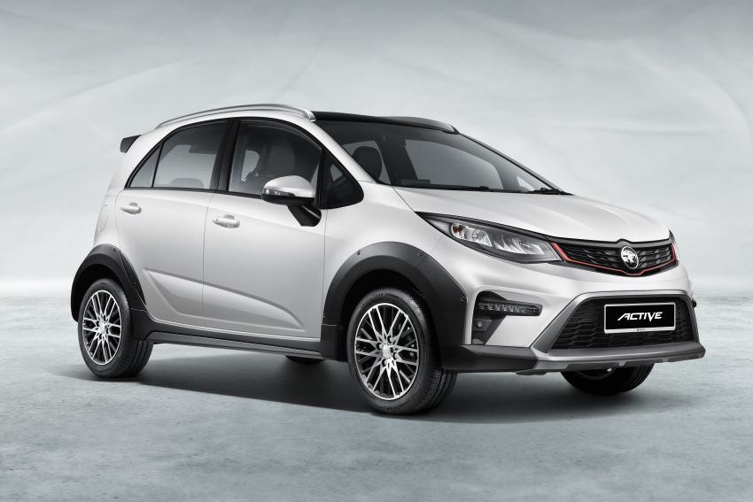2022 Proton Iriz facelift launched in Malaysia – new SUV-style Active, LED lights; from RM40k to RM54k Image #1327024