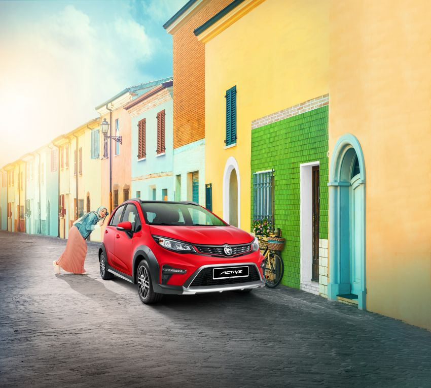 2022 Proton Iriz facelift launched in Malaysia – new SUV-style Active, LED lights; from RM40k to RM54k Image #1327040