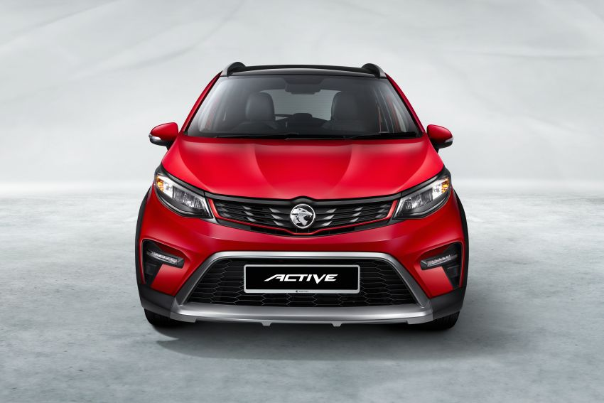 2022 Proton Iriz facelift launched in Malaysia – new SUV-style Active, LED lights; from RM40k to RM54k Image #1327013