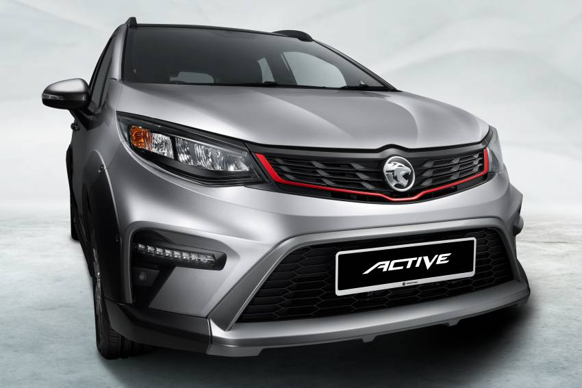 2022 Proton Iriz facelift launched in Malaysia – new SUV-style Active, LED lights; from RM40k to RM54k Image #1327016