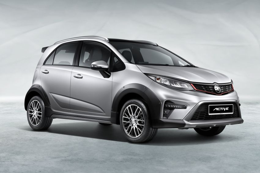2022 Proton Iriz facelift launched in Malaysia – new SUV-style Active, LED lights; from RM40k to RM54k Image #1327019