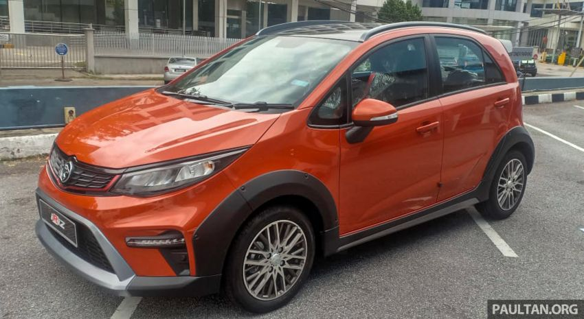 2022 Proton Iriz facelift launched in Malaysia – new SUV-style Active, LED lights; from RM40k to RM54k Image #1326830