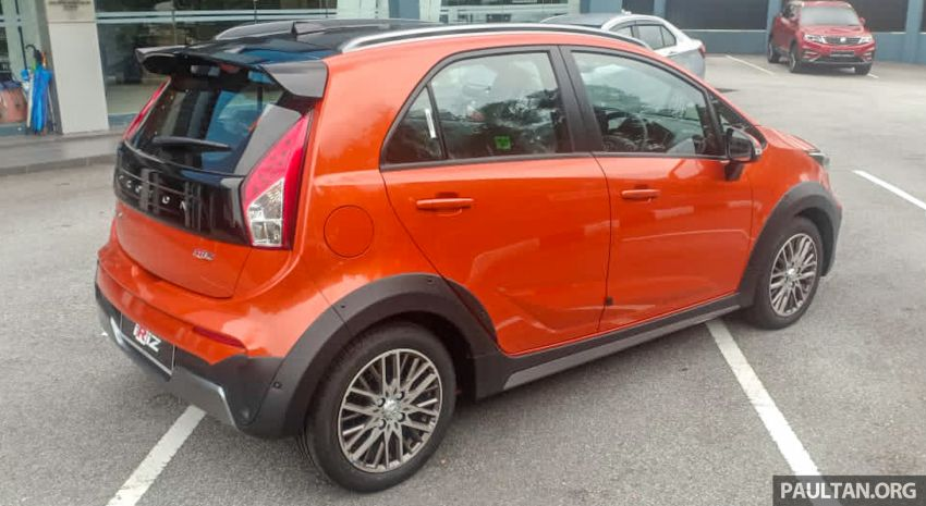 2022 Proton Iriz facelift launched in Malaysia – new SUV-style Active, LED lights; from RM40k to RM54k Image #1326831