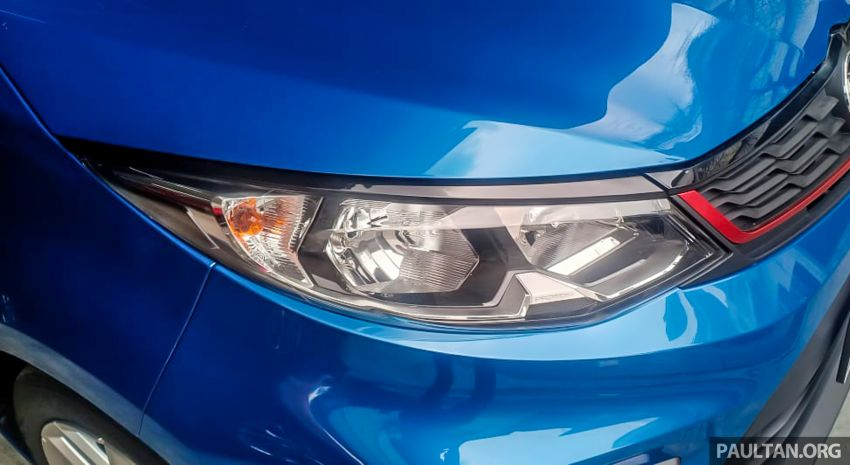 2022 Proton Iriz facelift launched in Malaysia – new SUV-style Active, LED lights; from RM40k to RM54k Image #1326822