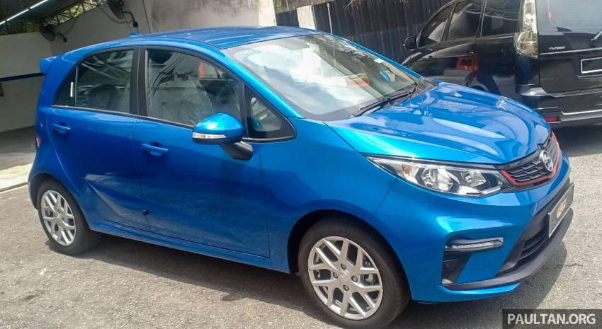2022 Proton Iriz facelift launched in Malaysia – new SUV-style Active, LED lights; from RM40k to RM54k Image #1326814