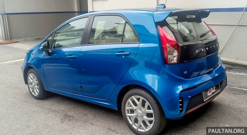 2022 Proton Iriz facelift launched in Malaysia – new SUV-style Active, LED lights; from RM40k to RM54k Image #1326816