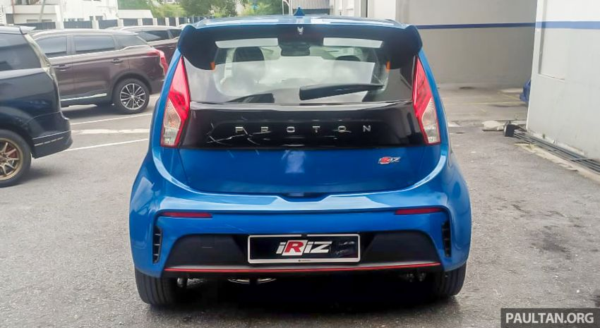 2022 Proton Iriz facelift launched in Malaysia – new SUV-style Active, LED lights; from RM40k to RM54k Image #1326818