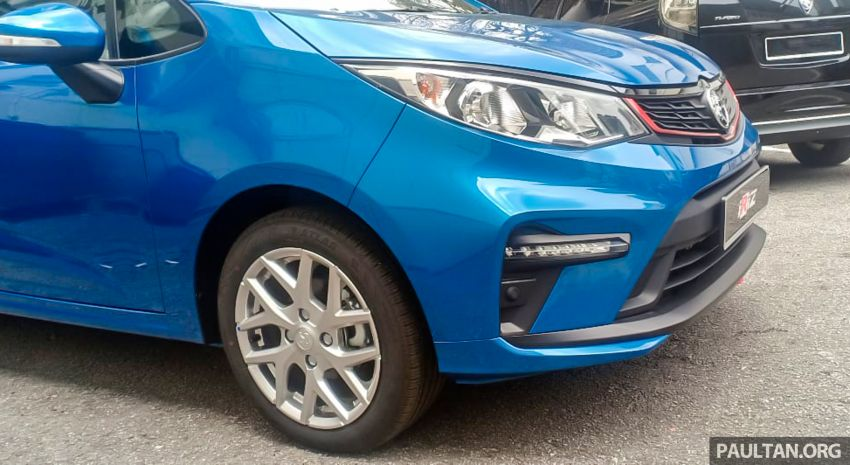 2022 Proton Iriz facelift launched in Malaysia – new SUV-style Active, LED lights; from RM40k to RM54k Image #1326820