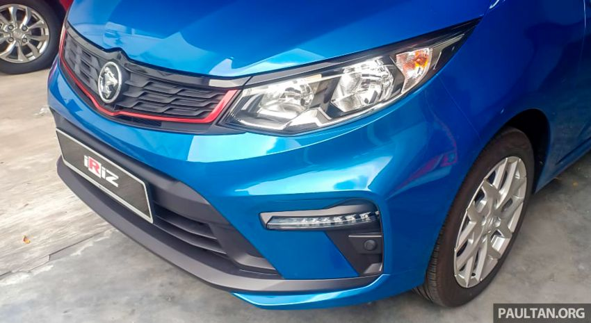 2022 Proton Iriz facelift launched in Malaysia – new SUV-style Active, LED lights; from RM40k to RM54k Image #1326821