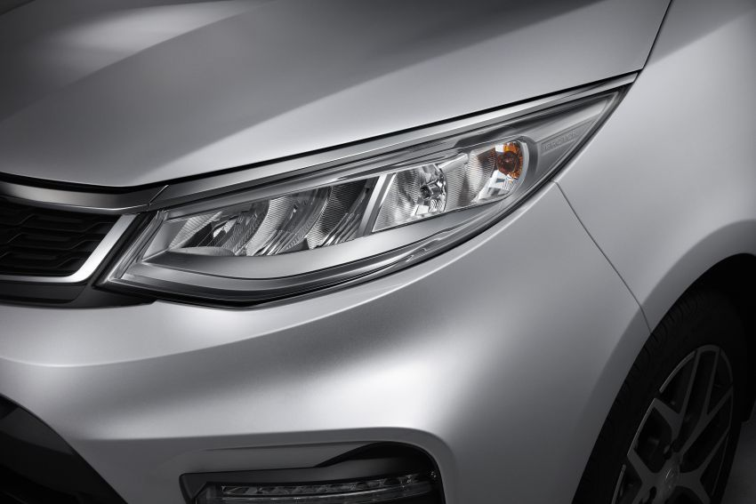 2022 Proton Persona facelift launched in Malaysia – 3 variants; 1.6L with CVT, brown leather; from RM46k Image #1327133
