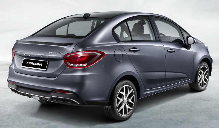 2022 Proton Persona facelift launched in Malaysia – 3 variants; 1.6L with CVT, brown leather; from RM46k Image #1327120