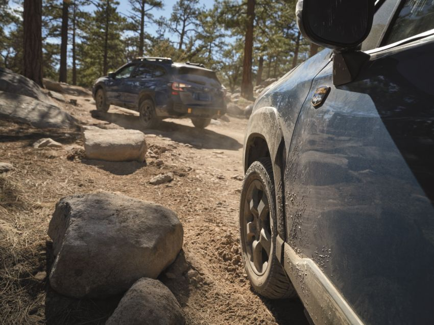 Subaru Forester looks to be the next Wilderness model Image #1326361