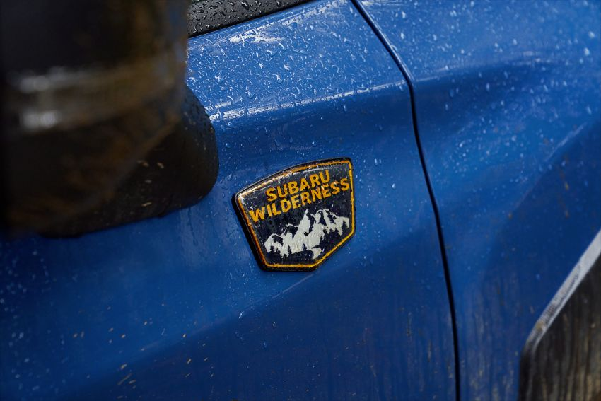 Subaru Forester looks to be the next Wilderness model Image #1326362