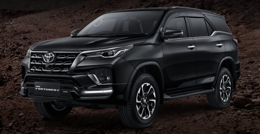 2022 Toyota Fortuner GR Sport launched in Indonesia; sporty kit for 2.7L petrol and 2.4L diesel – from RM160k Image #1328655