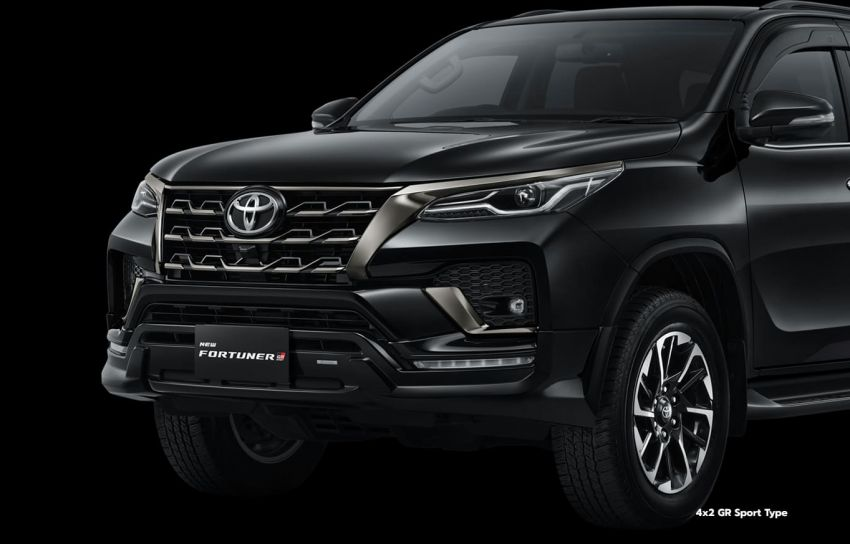2022 Toyota Fortuner GR Sport launched in Indonesia; sporty kit for 2.7L petrol and 2.4L diesel – from RM160k Image #1328645