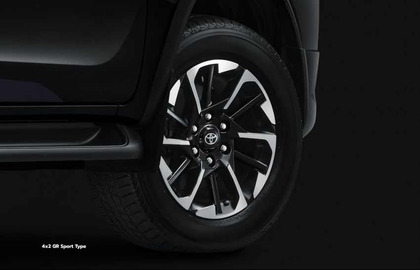 2022 Toyota Fortuner GR Sport launched in Indonesia; sporty kit for 2.7L petrol and 2.4L diesel – from RM160k Image #1328642
