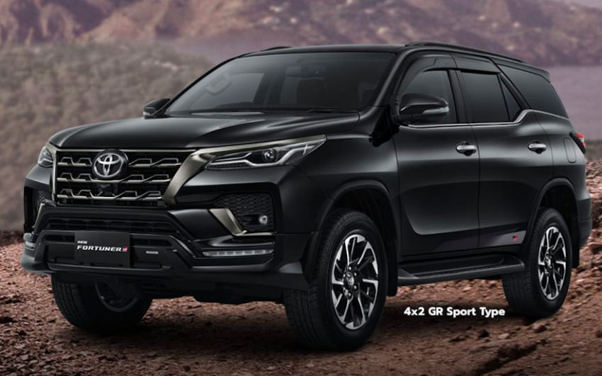 2022 Toyota Fortuner GR Sport launched in Indonesia; sporty kit for 2.7L petrol and 2.4L diesel – from RM160k Image #1328660