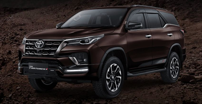 2022 Toyota Fortuner GR Sport launched in Indonesia; sporty kit for 2.7L petrol and 2.4L diesel – from RM160k Image #1328654