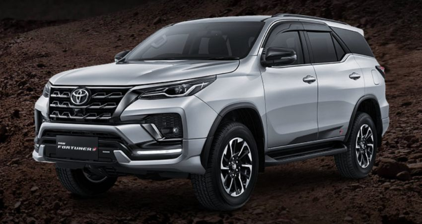 2022 Toyota Fortuner GR Sport launched in Indonesia; sporty kit for 2.7L petrol and 2.4L diesel – from RM160k Image #1328657