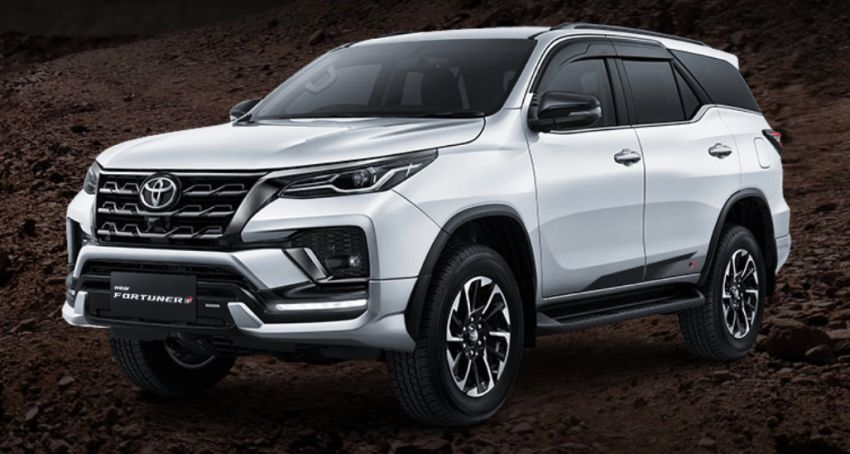 2022 Toyota Fortuner GR Sport launched in Indonesia; sporty kit for 2.7L petrol and 2.4L diesel – from RM160k Image #1328658