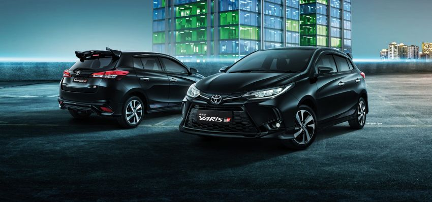 2022 Toyota Yaris GR Sport in Indonesia – from RM79k Image #1328618