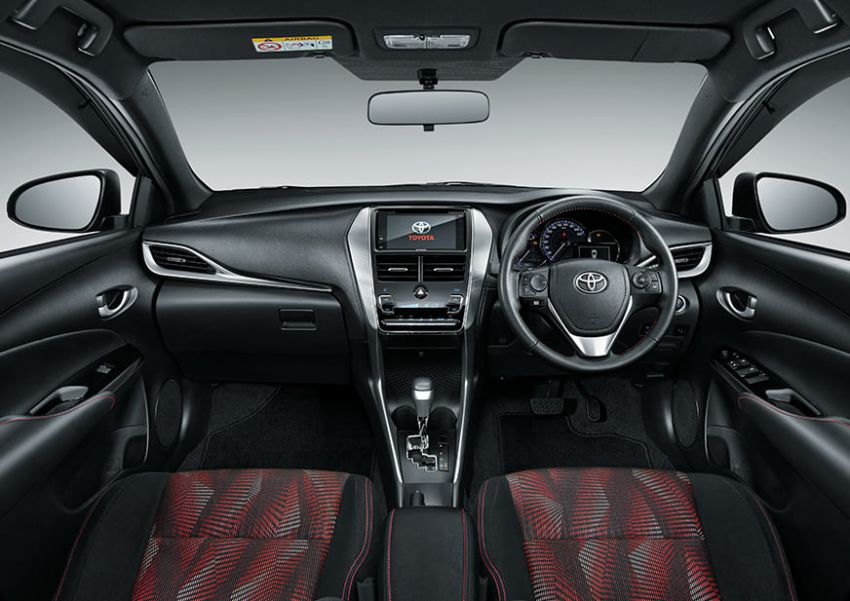 2022 Toyota Yaris GR Sport in Indonesia – from RM79k Image #1328619