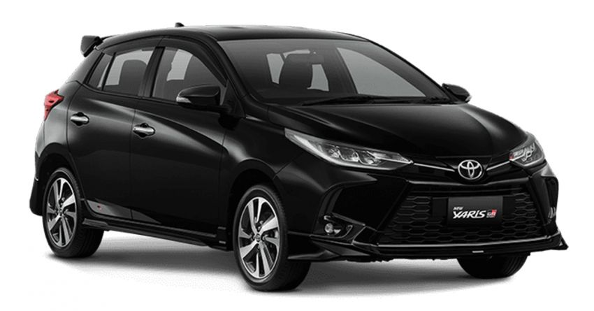 2022 Toyota Yaris GR Sport in Indonesia – from RM79k Image #1328606