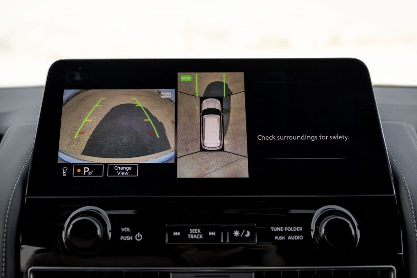 2022 Infiniti QX80 gains new 12.3-inch InTouch display, wireless device charger, Apple CarPlay, Android Auto Image #1334224