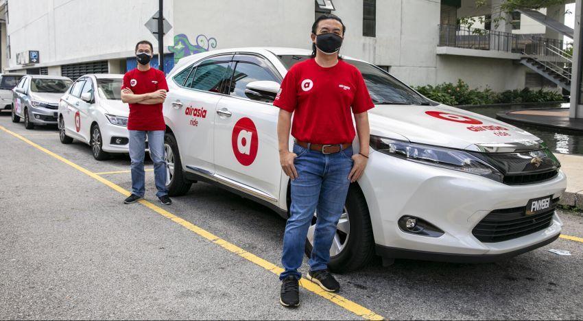 AirAsia Ride dilancarkan di Malaysia untuk saingi Grab Image #1335594