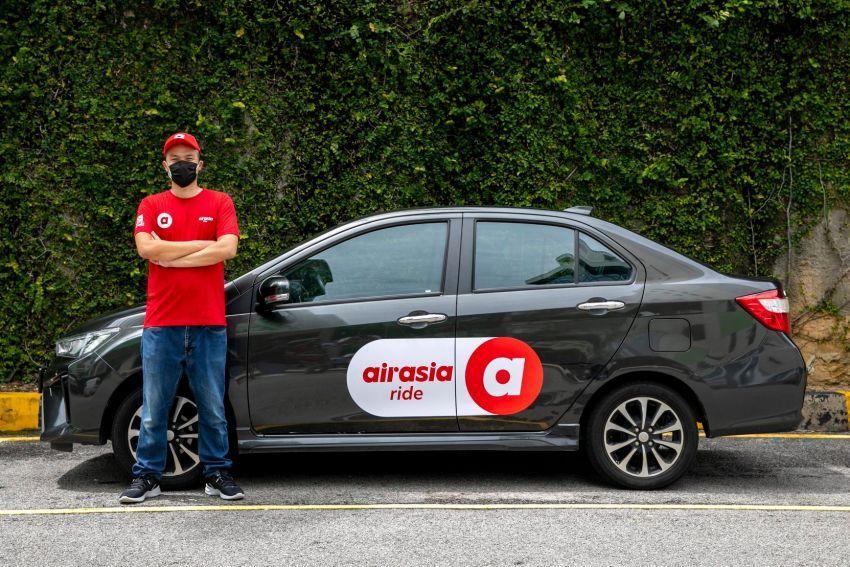 AirAsia Ride dilancarkan di Malaysia untuk saingi Grab Image #1335596